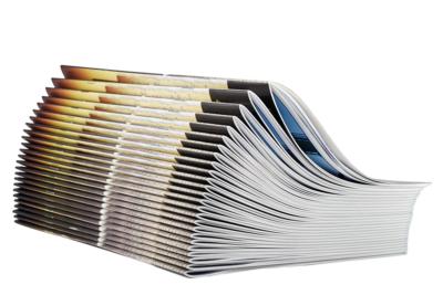 Gutenberg Druck Produkte - Broschüren