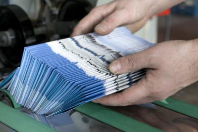 Gutenberg Druck Produkte - Folder